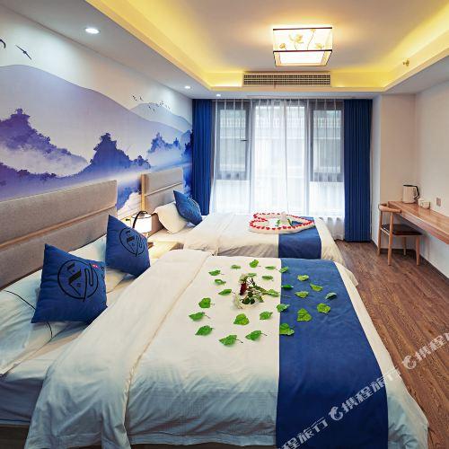 Gomo Hotel (Huashan Visitor Center)