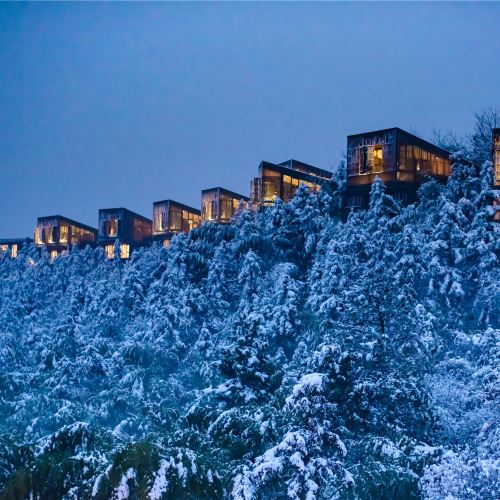Meijie Mountain Hotspring Resort