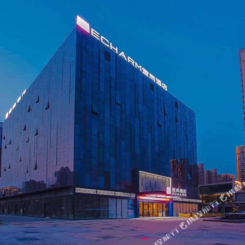 Echarm Hotel (Zhangzhou Jiaomei CRH Station Renhe West Road)