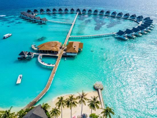 Centara Grand Island Resort Spa Maldives Room Reviews Photos Maldives 2021 Deals Price Trip Com
