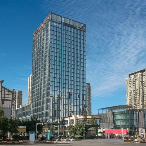 Crowne Plaza Yibin