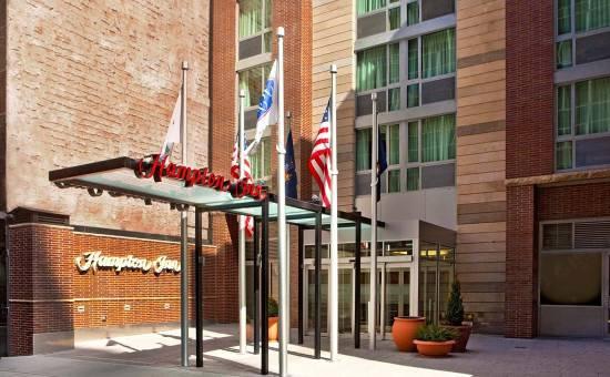 Hampton Inn Manhattan Grand Central Reviews For 3 Star Hotels In New York Trip Com