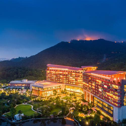 Four Points By Sheraton Guangdong Heshan Fangyuan