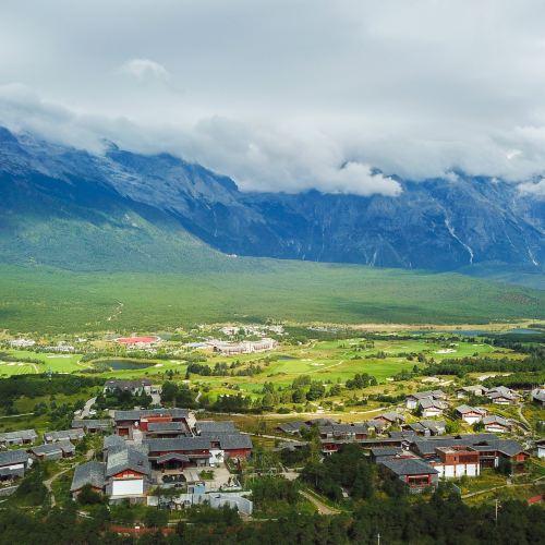 Jinmao Purelax Mountain Hotel Lijiang