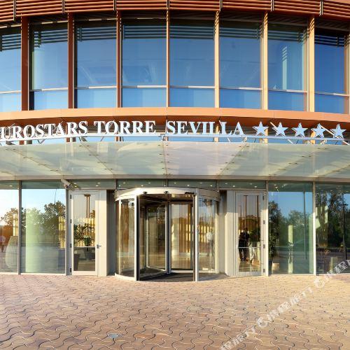塞維利亞託雷歐洲之星酒店