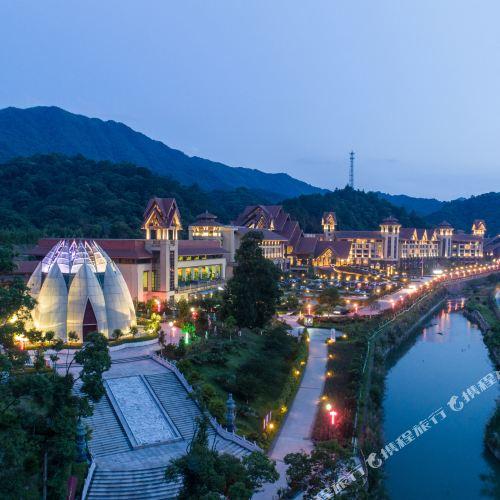 Jinglvlun Culture Tourist Town Hotel