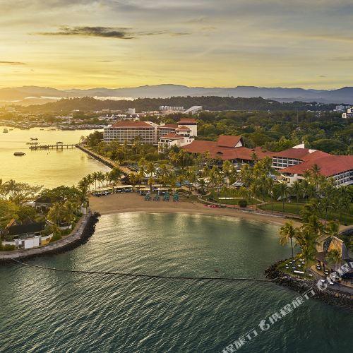Shangri-La's Tanjung Aru Resort & Spa Kota Kinabalu