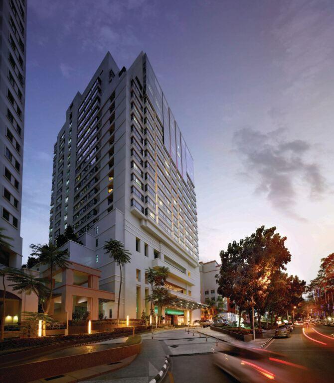 格尼G酒店