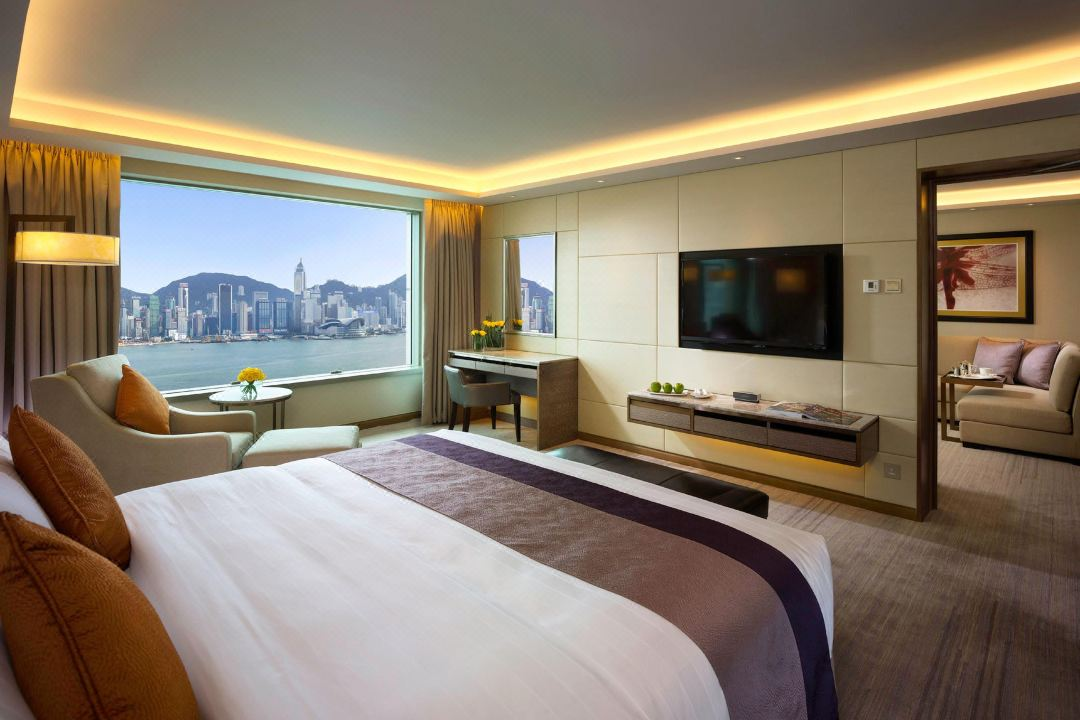 香港海景嘉福洲际酒店(InterContinental Grand Stanford Hong Kong)