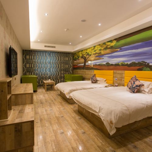 Wanpeng Hotel, Wanjia Crystal Hotel, Zaozhuang