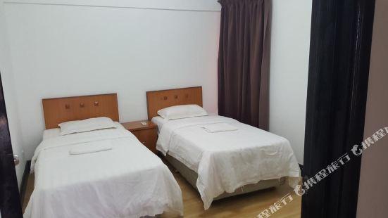 3Bedroom Apartment Sleeps 8Pax@Mcrc Kota Kinabalu