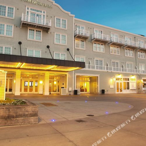克萊門特蒙特利洲際酒店