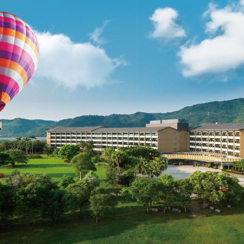 Luminous Hot Spring Resort