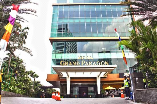 Grand Paragon Hotel Reviews For 4 Star Hotels In West Jakarta Trip Com