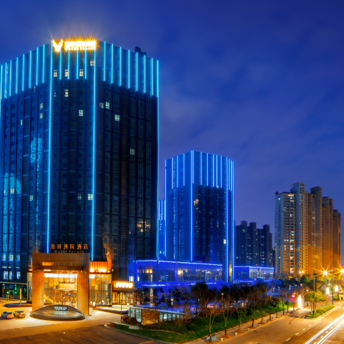Intercontinental Yancheng Gangfu
