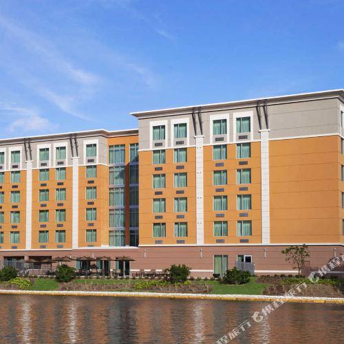 邁阿密機場坎布里亞酒店 - 藍色瀉湖