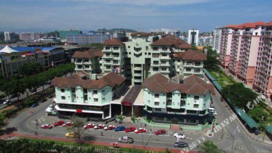 Zaharah Hotel Apartments Kota Kinabalu