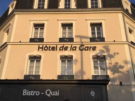 Hotel De La Gare Reviews For 3 Star Hotels In La Roche Sur Yon Trip Com