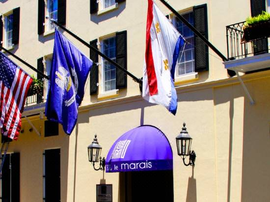 Hotel Le Marais Reviews For 3 Star Hotels In New Orleans Trip Com