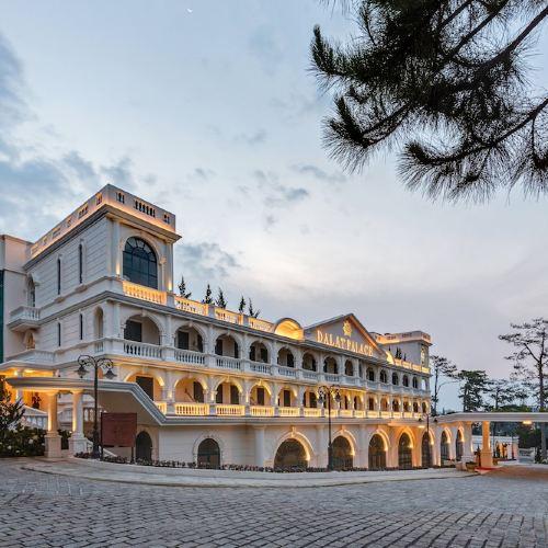 大叻宮殿酒店
