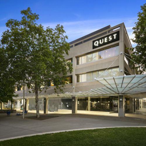 Quest Canberra City Walk