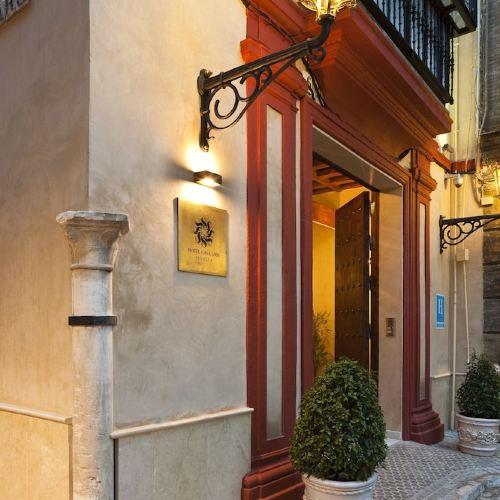 塞維利亞卡薩1800酒店