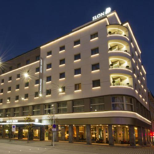 Best Western Premier Hotel Slon Ljubljana
