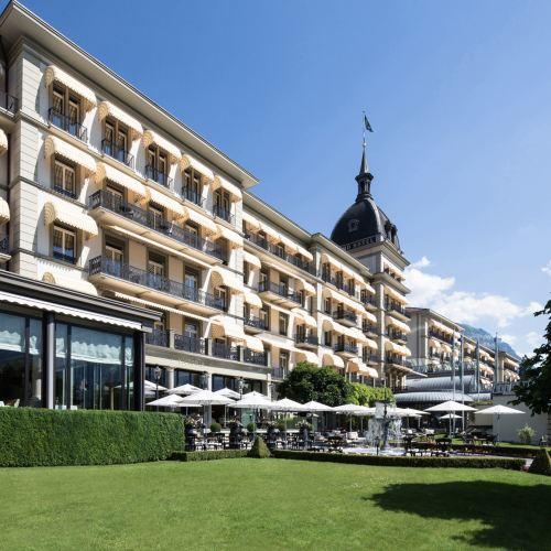 Victoria Jungfrau Grand Hotel and Spa Interlaken