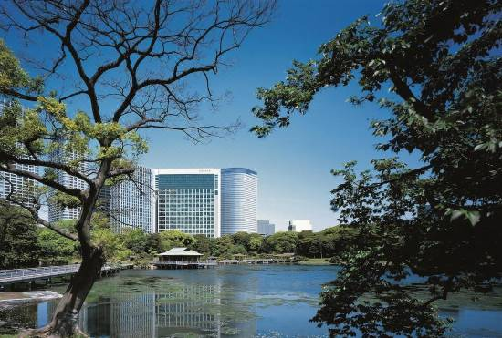 東京 コンラッド