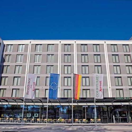 慕尼黑東萬豪居家酒店
