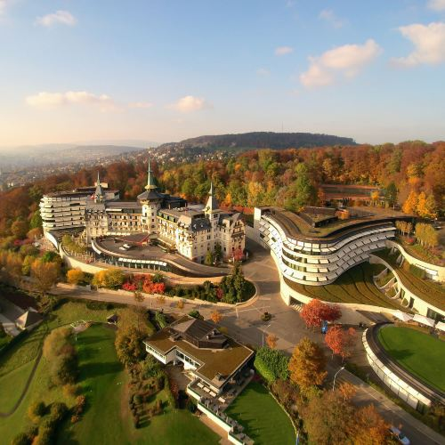 The Dolder Grand Zurich- the Leading Hotels