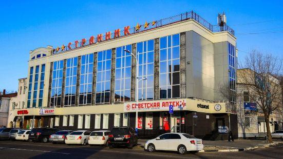 斯特拉尼克酒店