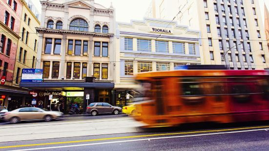 United Backpackers Melbourne