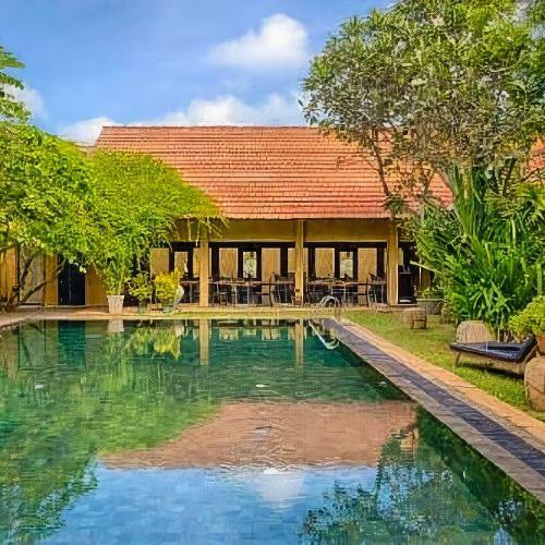 Jetwing Ayurveda Pavilions Negombo