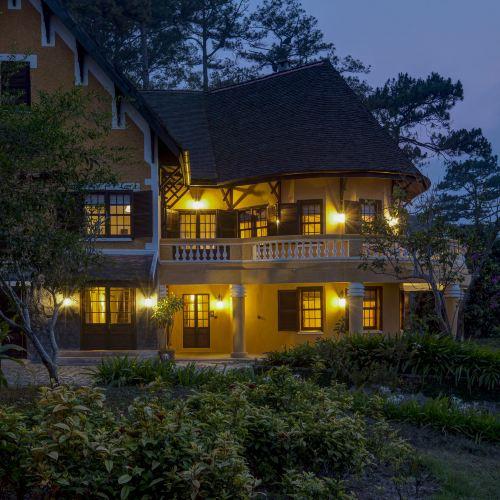 大叻安娜別墅度假酒店
