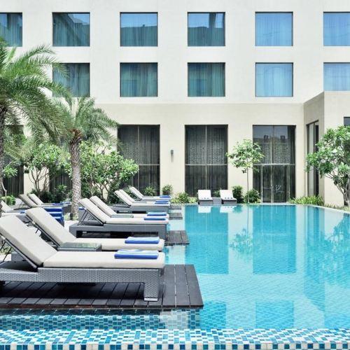 阿格拉萬怡酒店