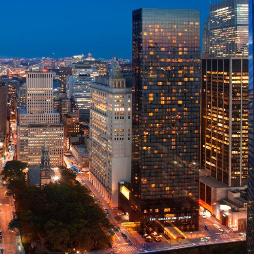 The Millennium Hilton New York