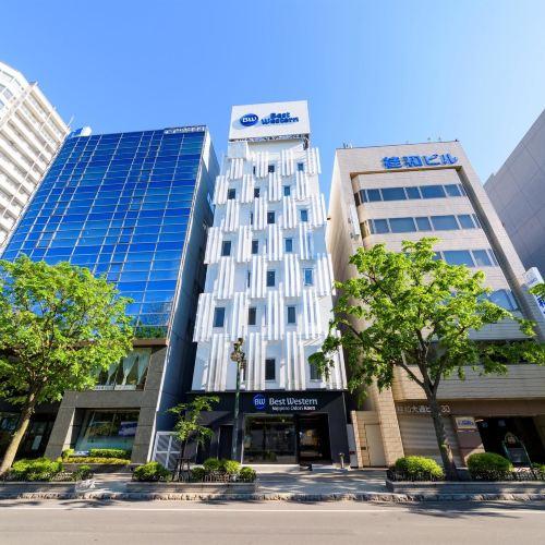 Best Western Sapporo Odori-Koen