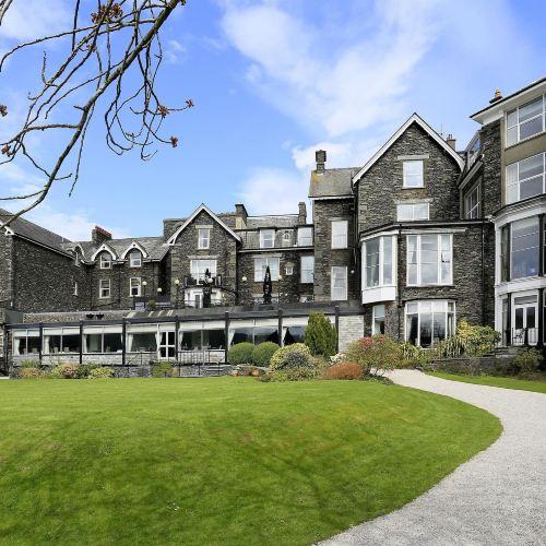 舊英倫麥克唐納德水療酒店