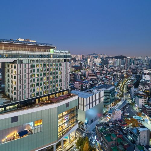 Holiday Inn Express Seoul Hongdae