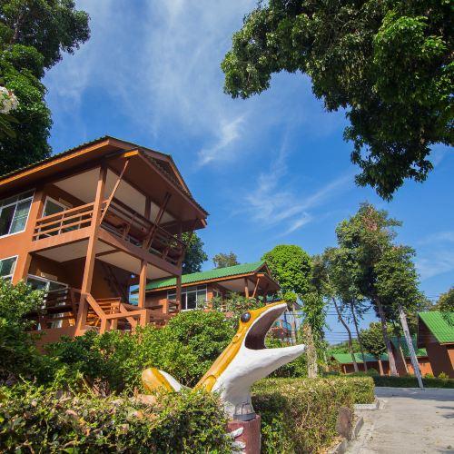 麗貝島山莊度假酒店