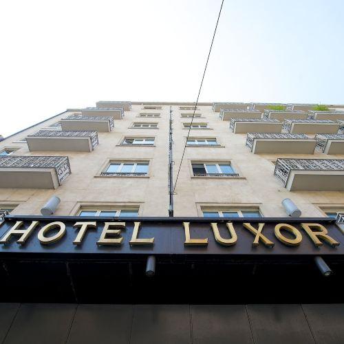 貝斯特韋斯特盧克索酒店