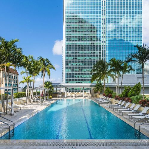 邁阿密康萊德酒店