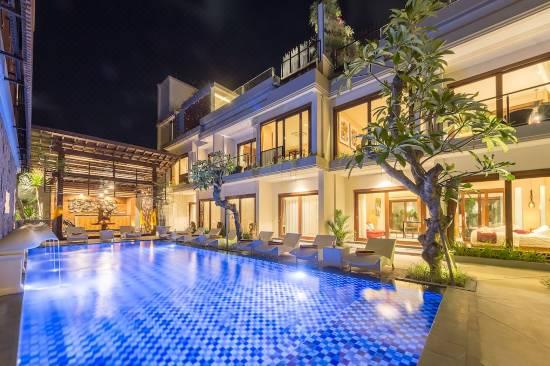 Mokko Suite Villas Bali Reviews For 3 Star Hotels In Bali Trip Com