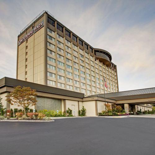 西雅圖機場皇冠假日酒店