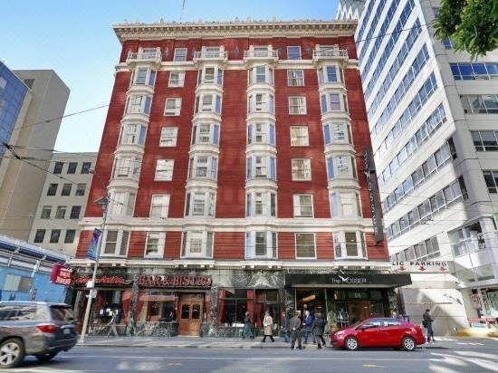 The Mosser Hotel San Francisco Reviews For 3 Star Hotels In San Francisco Trip Com