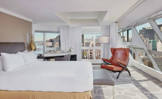 Millennium Hilton One Un Reviews For 4 Star Hotels In New York Trip Com