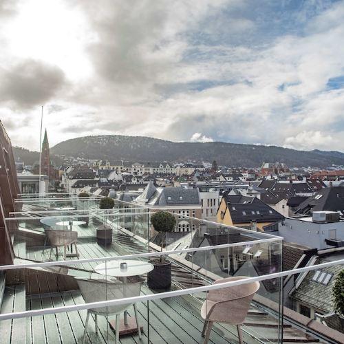斯堪迪克挪威酒店