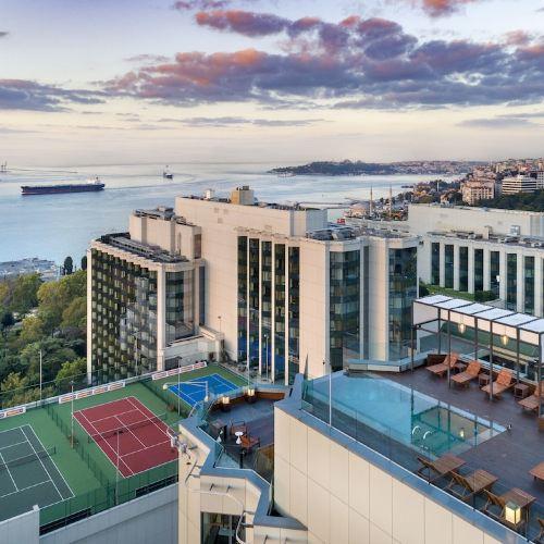 伊斯坦布爾博斯普魯斯瑞士酒店