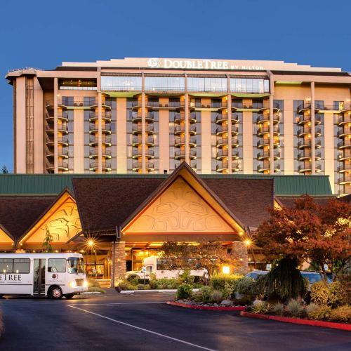 西雅圖機場希爾頓逸林酒店
